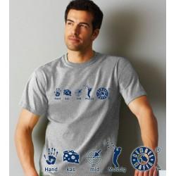 "Bembel Mafia ""Handkäs"" T-Shirt"